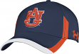 "Auburn Tigers Under Armour NCAA Sideline ""Renegade"" Stretch Fit Hat"