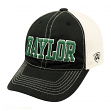 "Baylor Bears NCAA Top of the World ""Putty"" Stretch Fit Mesh Back Hat"