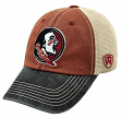 """Florida State Seminoles NCAA Top of the World """"OffRoad"""" Adjustable Mesh Back Hat"""