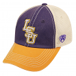 "LSU Tigers NCAA Top of the World ""Off Road"" Adjustable Mesh Back Hat"