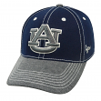 "Auburn Tigers NCAA Top of the World ""High Post"" Memory Fit Flex Hat"