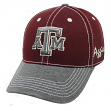 "Texas A&M Aggies NCAA Top of the World ""High Post"" Memory Fit Flex Hat"