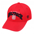 "North Carolina State Wolfpack Men's NCAA TOW ""WHIZ"" Adjustable Hat"