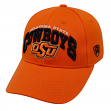 "Oklahoma State Cowboys Men's NCAA Top of the World ""WHIZ"" Adjustable Hat"