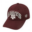 "Texas A&M Aggies Men's NCAA Top of the World ""WHIZ"" Adjustable Hat"