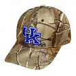 "Kentucky Wildcats NCAA Top of the World ""Xtra"" RealTree Camo Memory Fit Hat"