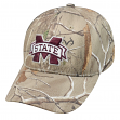 "Mississippi State Bulldogs NCAA TOW ""Xtra"" RealTree Camo Memory Fit Hat"