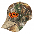 "Oklahoma State Cowboys NCAA Top of the World ""Xtra"" RealTree Camo Memory Fit Hat"