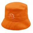 "Clemson Tigers NCAA Top of the World ""Backswing"" Mesh Bucket Hat"