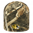 "Missouri Tigers NCAA TOW ""Seasons"" RealTree Cuffless Reversible Knit Hat"