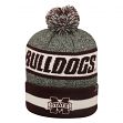 Mississippi State Bulldogs NCAA Top of the World Cumulus Striped Cuffed Knit Hat