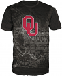 "Oklahoma Sooners Majestic NCAA ""Passion"" Short Sleeve Performance Shirt"