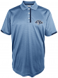 "North Carolina Tarheels Majestic NCAA ""1st Down"" Performance Polo Shirt"