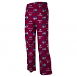 Colorado Avalanche Youth NHL Logo Pajama Pants
