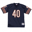 Gale Sayers Chicago Bears Men's NFL Mitchell & Ness Premier Navy Jersey