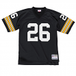 Ron Woodson Pittsburgh Steelers Men's NFL Mitchell & Ness Premier Black Jersey