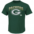 "Green Bay Packers Majestic NFL 2015 ""Reflective"" S/S Men's Green T-Shirt"