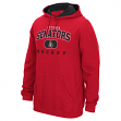 Ottawa Senators Reebok NHL Men's Playbook Hooded Sweatshirt