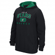 Dallas Stars Reebok NHL Men's Playbook Hooded Sweatshirt