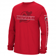 "New Jersey Devils Reebok NHL Men's ""Lineup"" Long Sleeve T-Shirt"