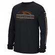 "Anaheim Ducks Reebok NHL Men's ""Lineup"" Long Sleeve T-Shirt"