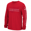 "Detroit Red Wings Reebok NHL Men's ""Lineup"" Long Sleeve T-Shirt"