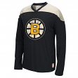 "Boston Bruins NHL ""Vintage CCM"" Long Sleeve Crew Men's Shirt"