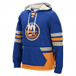"New York Islanders Men's NHL CCM ""Lace Em Up"" Pullover Hooded Sweatshirt - Blue"