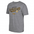 "Boston Bruins CCM ""No Mercy"" NHL Distressed Tri-Blend Men's T-Shirt"