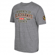 "Chicago Blackhawks CCM ""Property Block"" NHL Tri-Blend Men's Gray T-Shirt"