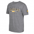 "Boston Bruins CCM ""Property Block"" NHL Tri-Blend Men's Gray T-Shirt"