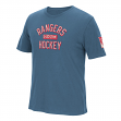 "New York Rangers CCM ""Back in the Day"" NHL Distressed Men's Premium T-Shirt"