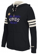 "Los Angeles Kings Women's NHL CCM ""Classic"" Full Zip Hooded Sweatshirt"