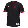 Portland Trail Blazers Adidas 2015 NBA On-Court Authentic S/S Shooting Shirt