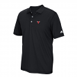 "Chicago Bulls Adidas NBA Men's ""Pure Motion"" Climalite Polo Shirt"