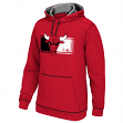 "Chicago Bulls Adidas 2015 NBA ""Tip-Off"" Men's Climawarm Hooded Sweatshirt"