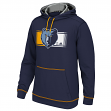 "Memphis Grizzlies Adidas 2015 NBA ""Tip-Off"" Men's Climawarm Hooded Sweatshirt"