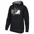 "San Antonio Spurs Adidas 2015 NBA ""Tip-Off"" Men's Climawarm Hooded Sweatshirt"