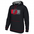 Portland Trail Blazers Adidas 2015 NBA Tip-Off Men's Climawarm Hooded Sweatshirt