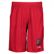 "Portland Trail Blazers Adidas 2015 NBA ""Tip-Off"" Men's Climalite Mesh Shorts"