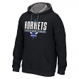 Charlotte Hornets Adidas 2015 NBA Playbook Men's Hooded Sweatshirt