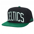 Boston Celtics Adidas NBA 2015 Authentic On-Court Snap Back Hat