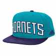 Charlotte Hornets Adidas NBA 2015 Authentic On-Court Snap Back Hat