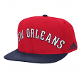 New Orleans Pelicans Adidas NBA 2015 Authentic On-Court Snap Back Hat