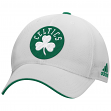 Boston Celtics Adidas NBA 2015 Authentic Team Structured Adjustable Hat
