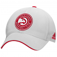 Atlanta Hawks Adidas NBA 2015 Authentic Team Structured Adjustable Hat