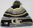 Georgia Tech Yellowjackets New Era NCAA Sport Knit Hat