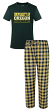 "Oregon Ducks NCAA ""Medalist"" Men's T-shirt & Flannel Pajama Sleep Set"