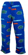 "Florida Gators NCAA ""Facade"" Men's Micro Fleece Pajama Pants"