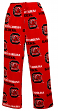 "South Carolina Gamecocks NCAA ""Facade"" Men's Micro Fleece Pajama Pants"